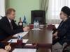 Заместитель председателя областной Думы провел личный прием граждан.