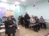 Встреча с жителями поселка Никольское