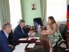 На приеме у председателя Думы
