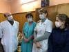 С рабочим визитом – в районные больницы
