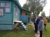 Рабочий визит в Ченцово