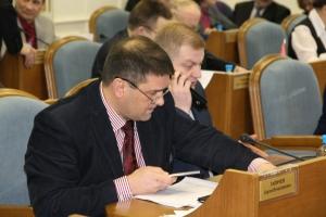 На заседании Думы 21 февраля 2013 г.