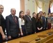 Вручение свидетельств стипендиатов Костромской областной Думы