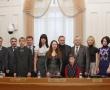 Фоторепортаж с торжественной церемонии вручения свидетельств стипендиатам Костромской областной Думы