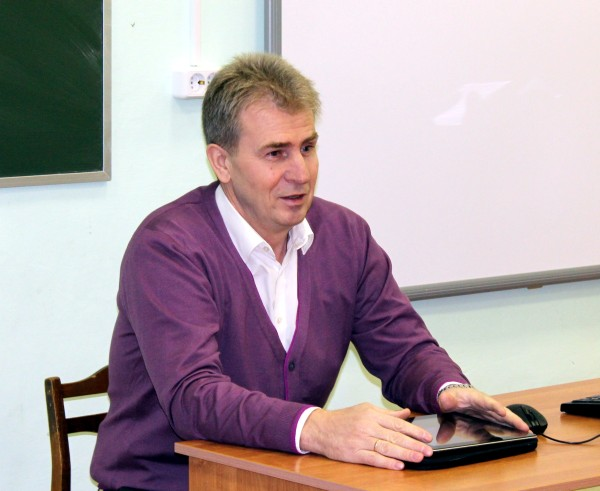 В Макарьевской школе прошел урок Конституции