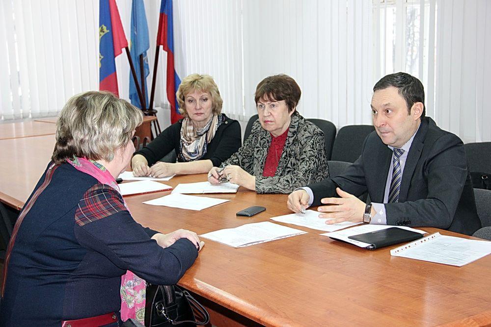 Очередной приём граждан депутата Костромской областной Думы О.Н. Скобелкина состоялся 10 ноября 2016 г.