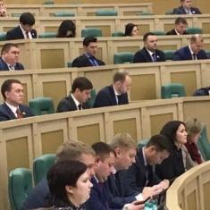 Эффективная работа молодых законодателей