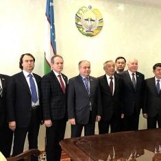 Новый уровень сотрудничества России и Узбекистана