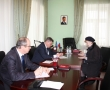 Председатель Костромской областной Думы сегодня провел прием граждан.