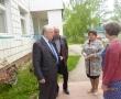 Рабочий визит в Костромской район