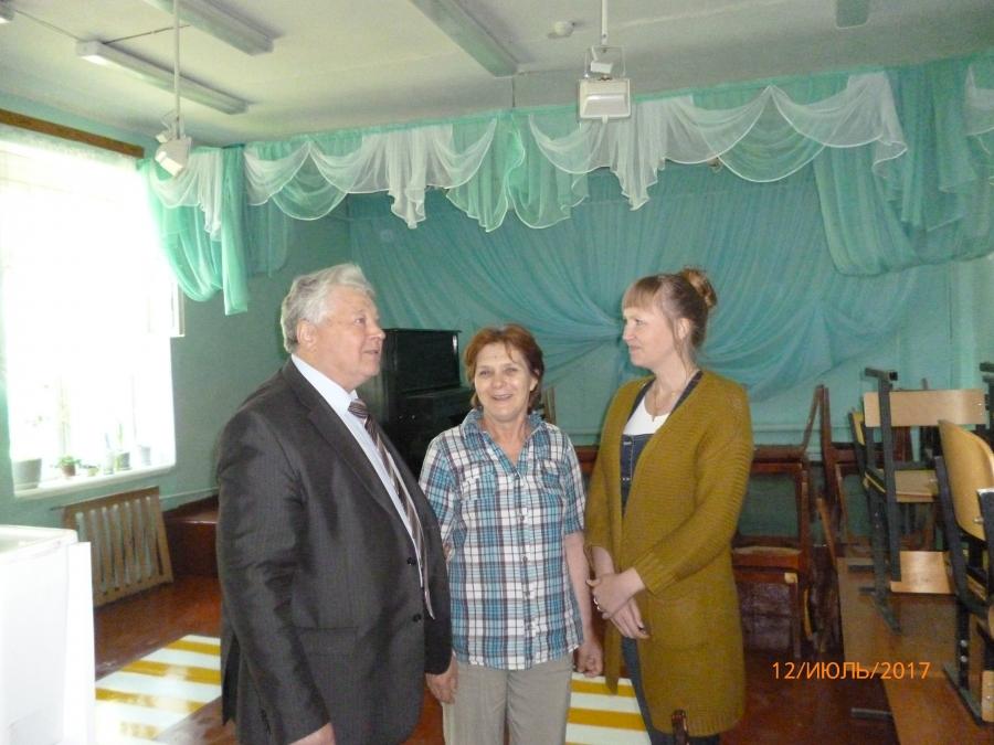 Муниципальная неделя Андрея Бычкова
