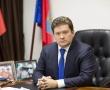 Поздравление члена Совета Федерации Н.А.Журавлева с Днем города
