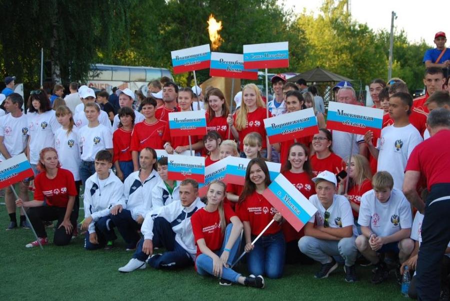 Спорт без границ