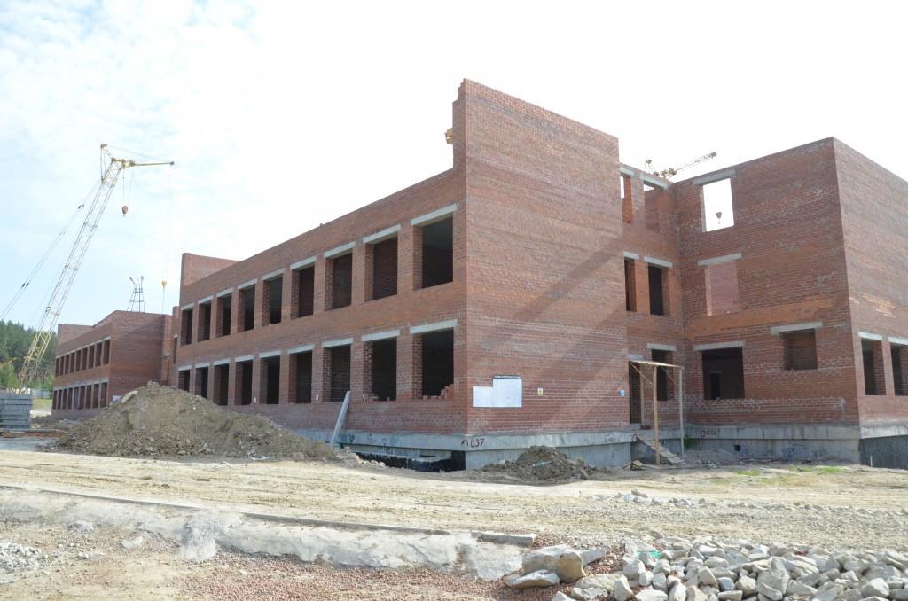 Сроки строительства школ
