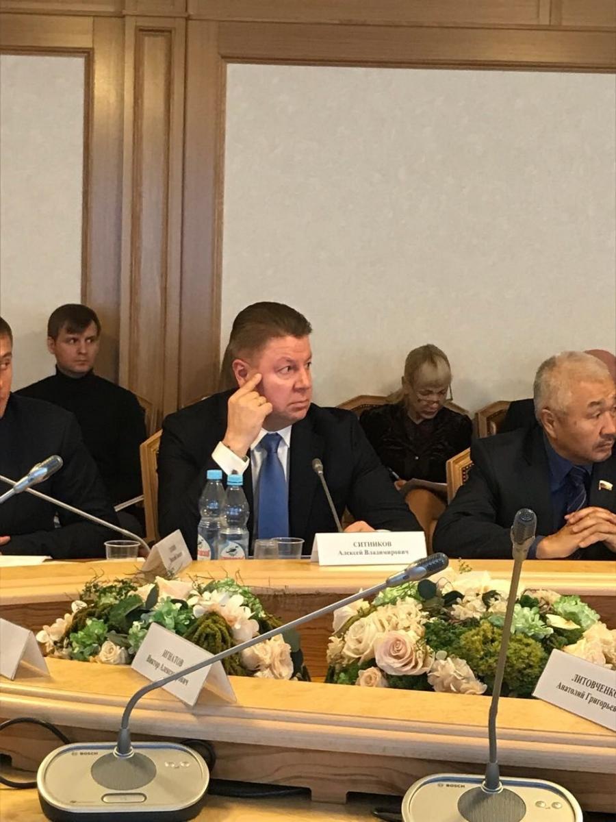Алексей Ситников возглавил подкомитет Госдумы по социальному развитию села