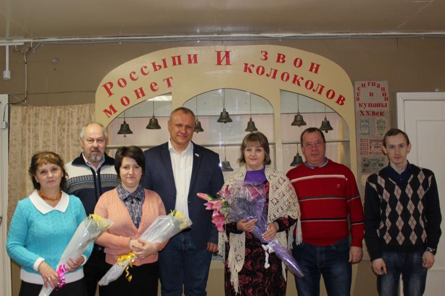 Визит в Мантуровский краеведческий музей