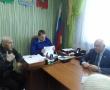 Рабочий визит в Минское