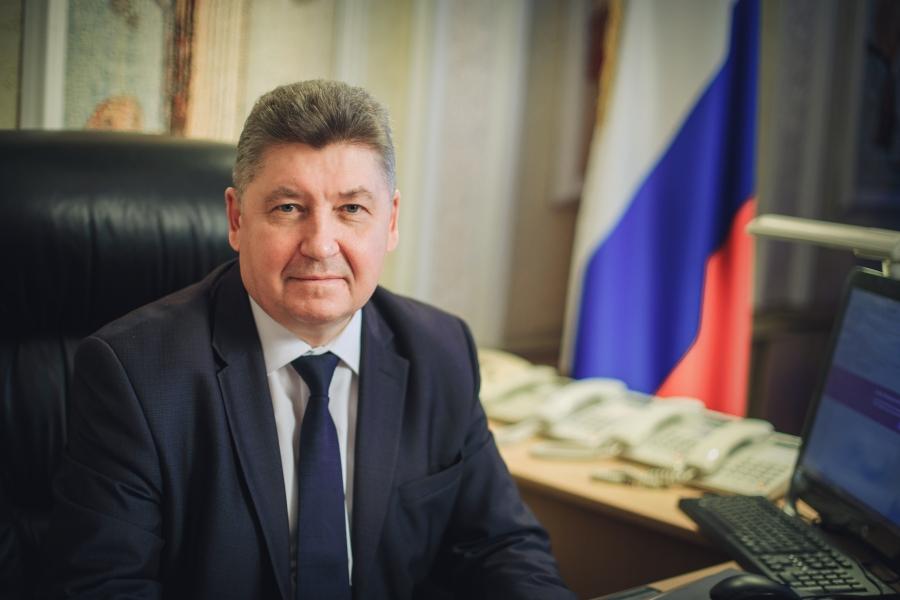 Поздравление председателя Костромской областной Думы А.А. Анохина с Днем весны и труда
