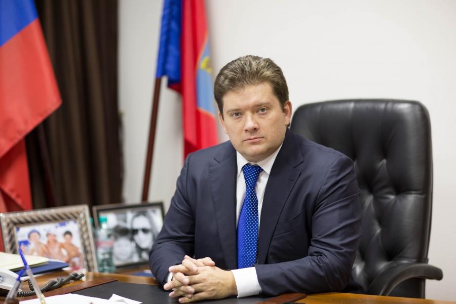 Поздравление от сенатора Н.А. Журавлева