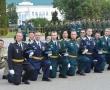 Выпускной военной академии