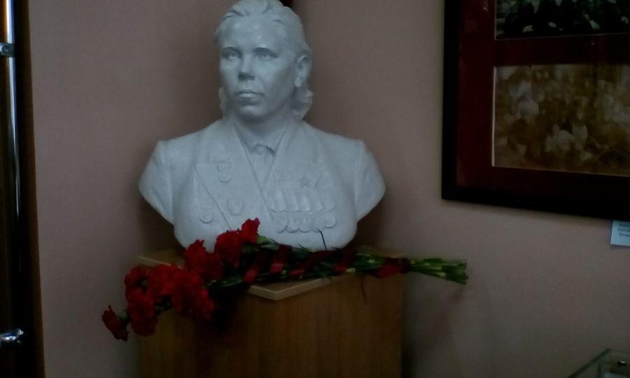 Школа имени Прасковьи Малининой