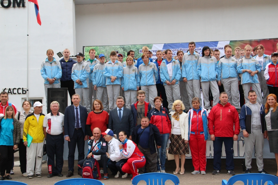 Кострома принимает Чемпионат России