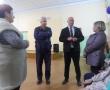 Встреча с жителями села Петрилово