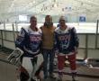 Любительские команды вышли на ледовую арену