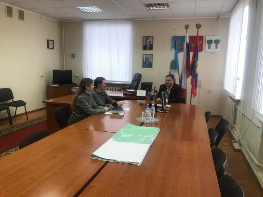 Прием граждан в Кадые