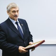 Поздравление М.В. Козлова с Днем Конституции
