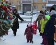 Новогодний праздник двора