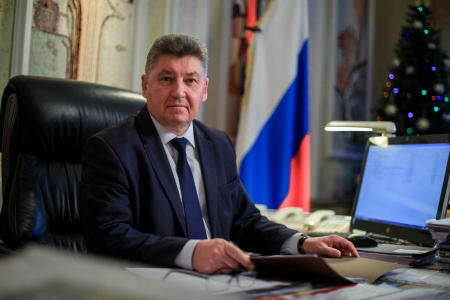 поздравление председателя Костромской областной Думы
