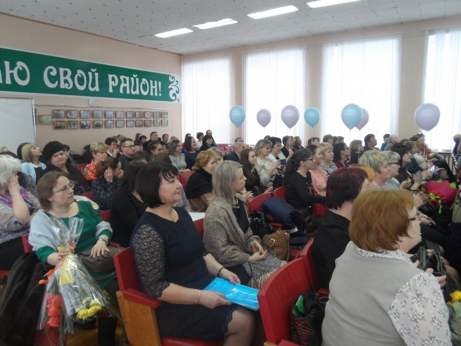 «Учитель года» Костромского района