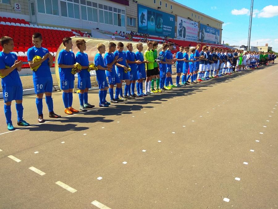 Футбольная спартакиада ЦФО