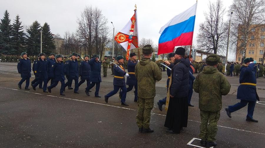 День артиллеристов