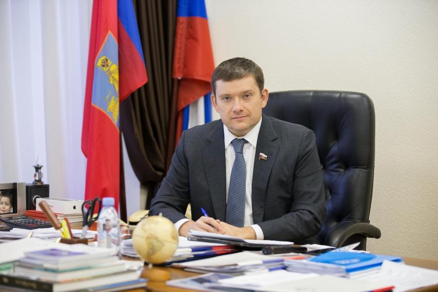 Поздравление от Н.А. Журавлева
