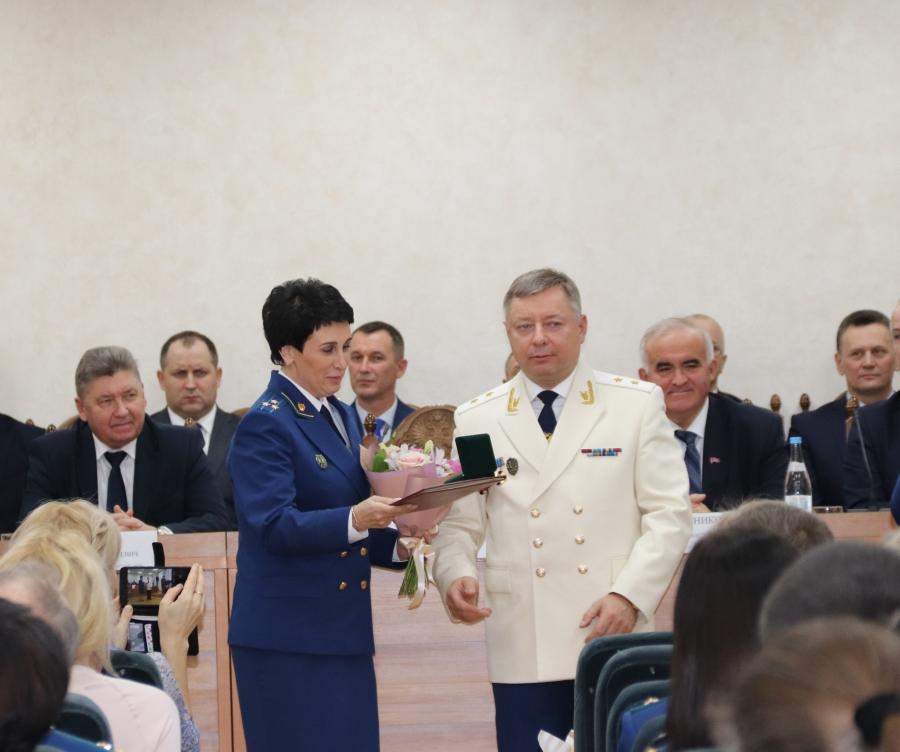 298-летие Российской прокуратуры