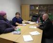 Депутатский прием в селе Сущево