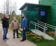 Рабочая поездка в Межевской район